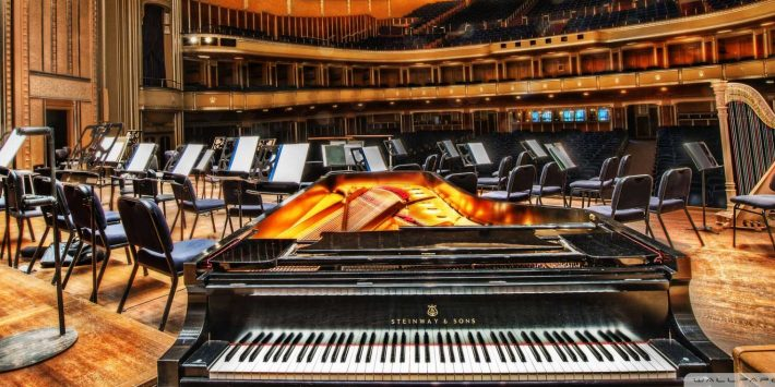 California Piano Concert Events 2020