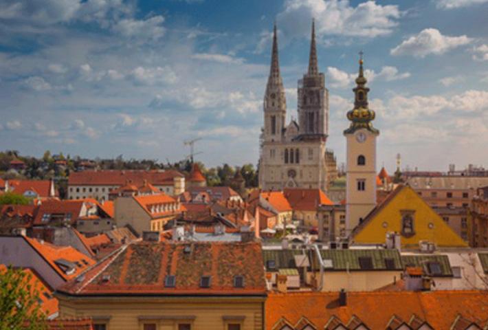 Rundgang von Zagreb – Unterstadt und Oberstadt